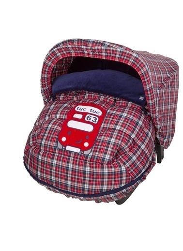 Tuc Tuc Bebek Arabası&Ekipmanları Kırmızı